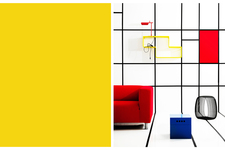 MONDRIAN YELLOW
